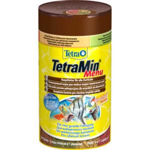 Tetra Min Menu
