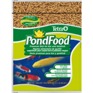 Tetra Pond Premium Diet