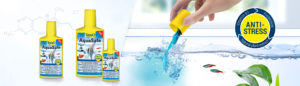Tetra AquaSafe na úpravu vodovodnej vody