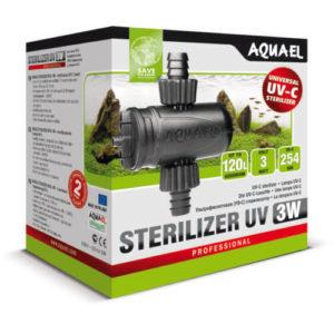 Aquael STERILIZER UV AS-3W