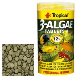 Tropical 3-ALGAE TABLETS A (lepiace)