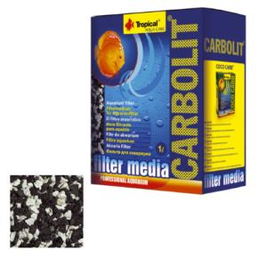 Tropical CARBOLIT filtračné médium