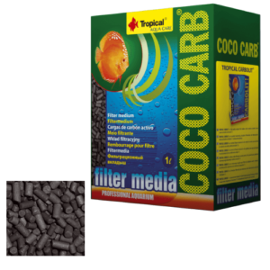 Tropical COCO CARB aktívne uhlie