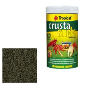 Tropical CRUSTA STICKS krmivo pre kôrovce