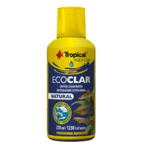 Tropical ECOCLAR krištáľovo čistá voda akvária