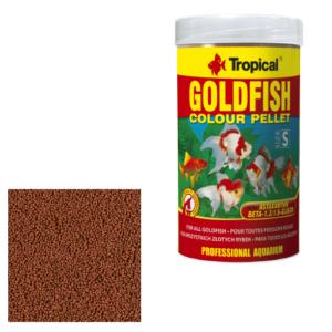 Tropical GOLDFISH COLOUR PELLET S