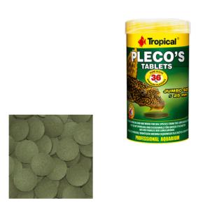 Tropical PLECO'S TABLETS (Ø 25mm)