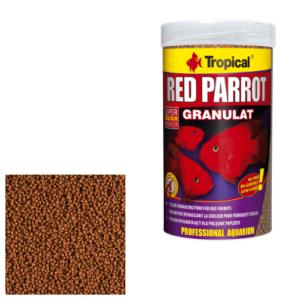 Tropical RED PARROT GRANULAT