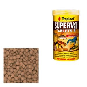 Tropical SUPERVIT TABLETS B (ponárajúce)