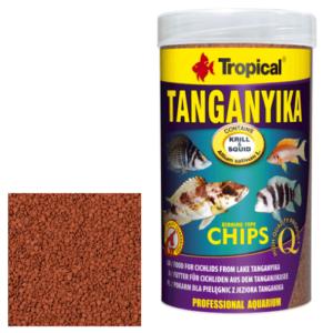 Tropical TANGANYIKA CHIPS