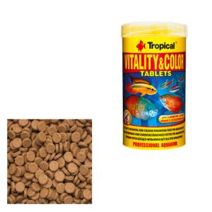 Tropical VITALITY & COLOR TABLETS (lepiace)