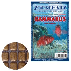 Gammarus mrazený 100g blister