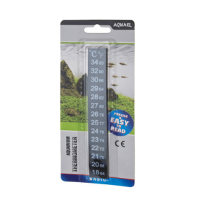 Aquael Thermometer nalepovací teplomer na sklo