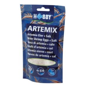 Hobby Artemix vajíčka + soľ artemie