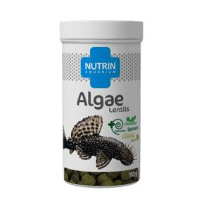 Nutrin Aquarium Algae Lentils 110g/250ml