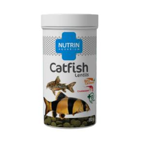 Nutrin Aquarium Catfish Lentils 110g/250ml