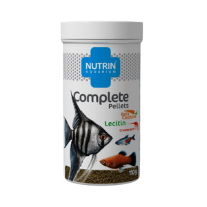 Nutrin Aquarium Complete Pellets 110g/250ml