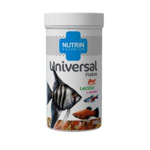 Nutrin Aquarium Universal Flakes 50g/250ml