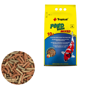 Tropical Pond Sticks Mixed 10L/800g