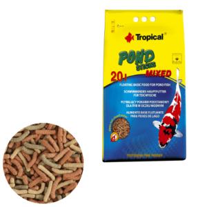 Tropical Pond Sticks Mixed 20L/1600g