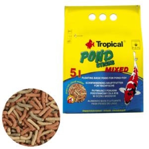 Tropical Pond Sticks Mixed 5L/400g