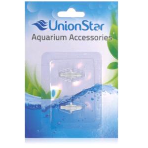 UnionStar spojka na hadičku 2ks-4/6 mm